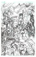 X-Girls by pipin