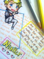 1D: Niall in One Thing by bakahouken