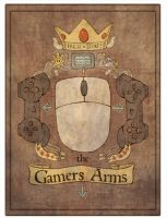 The Gamers Arms by Little-Red-Pumpkin