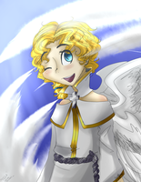 The Archangel by Camos8A