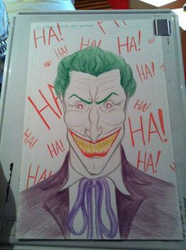 The Joker by NoahConners