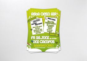 Asta Open Air by homeaffairs