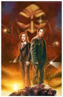 The X-FILES issue 5 by Valzonline