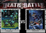 Hasbro DEATH BATTLE Changelings vs Sharkticons by KaijuATTACK877