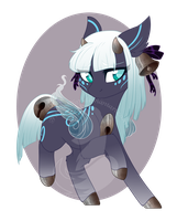 Guest Adopt - Tarnished Chimeling (CLOSED) by FuyusFox
