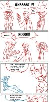 TF2 comic: TEAM RED page 28 by s0s2