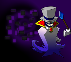 Count Bleck by MysticAbsolution