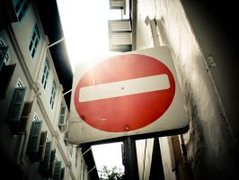 STOP SIGN by SmilesMemories