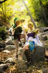 We will stand until the end - The Legend of Zelda by cosplaylala