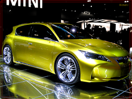 Lexus LF-Ch Concept by Tomatogrower