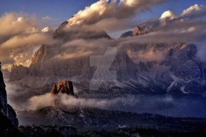 The Dolomites by CVman