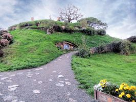 Hobbiton 04 by cemacStock