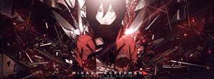 Mikasa Ackerman Timeline cover by tammypain
