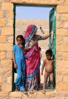 Desert people of Rajasthan's by subcoolandice