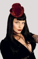 Burlesque Hat 2 by MaryWatkins