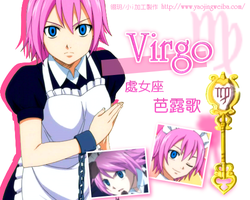Virgo ,  fairy tail by icecream80810