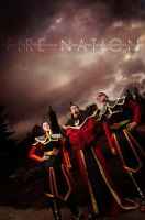 Fire Nation by Gellariot