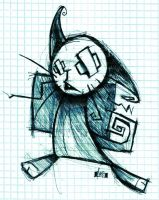 _Blind Black Cat 7 by quick2004