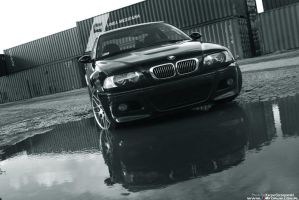M3 in the mirror. by szczepanek