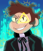 Bipper(Redraw) by Geek-NerdyCat11