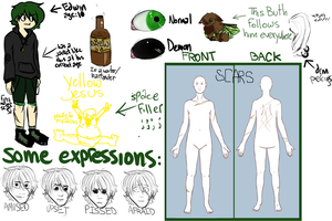Some things about Eddie~~ by opscurusArtisan