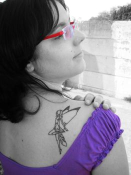 My Tattoo by Ithildarkwings