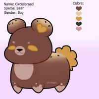 Gacha Result: Circusbread! by CCL-Project