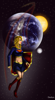 SuperGirl - Kara Zor-El by Dashyn