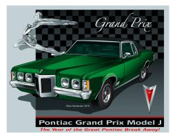 Pontiac Grand Prix by yankeedog