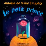Little prince book cover by Shmyrina