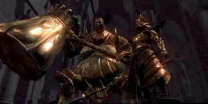 Ornstein and Smough by ProfessorPwnage