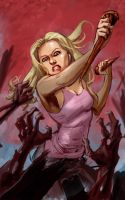 Buffy by pungang