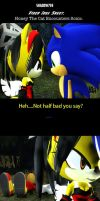 Honey The Cat Encounters Sonic The Hedgehog by shadow759