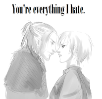 DA2: Everything I hate sketch by drathe