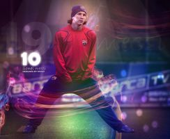 lionel messi 3 by nkhat1