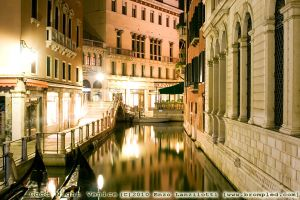 Good Night Venice _27_ by Brompled