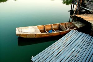 Boat by davidliong