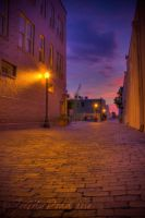 Dusk at Trader's Alley by JoeMyDodd