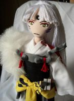 Lord Sesshomaru by dollmaker88