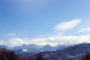 Tatra Mountains by LiLRychoo
