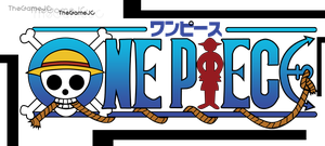 One Piece Logo by TheGameJC