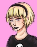 Rose Lalonde (Homestuck) by r-e-b-o-r-n