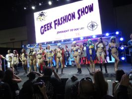 Comikaze Expo 2014: Geek Fashion Show 62 by iancinerate