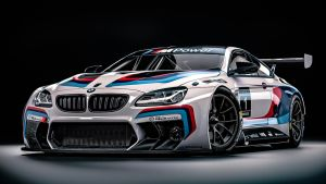 2016 BMW M6 GT3 by nancorocks