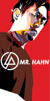 Mr. Hahn In WPAP by setobuje