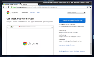 Elegant Revisited Chrome Theme by syntaxxxerror