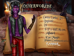 .:Otherworlde (Y1) Carston *Carbon* Ocell by vloid