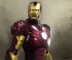 Ironman by luca540