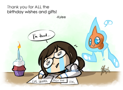 Random+Bday related: THANK YOU!! by ky-nim