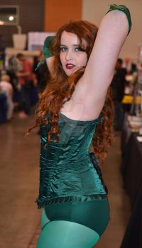 Stunning and Deadly - Poison Ivy by ChaosWolfPictures